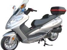 MC-79-250 250cc Motor Scooter
