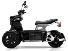 Doohan iTank Smart Electric Scooter