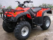 ATV250M All-Terrain Red