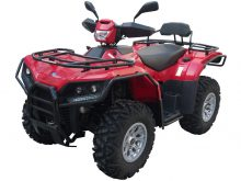 Big Horn ATV700-EFI All-Terrain