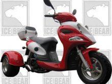 Ace PST50S-12 IceBear 50cc Trike
