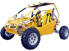 GoKart GK06 250cc Shaft-drive buggy