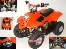 Turbo 50ATV 50cc All-Terrain