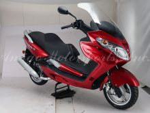 Amigo Executive Class 150cc LTD Scooter Red